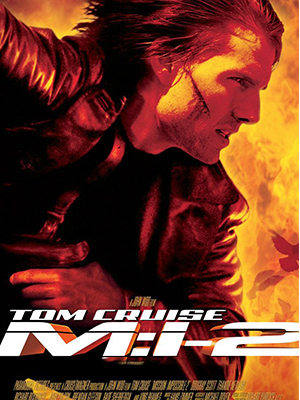 Poster of Mission Impossible 2