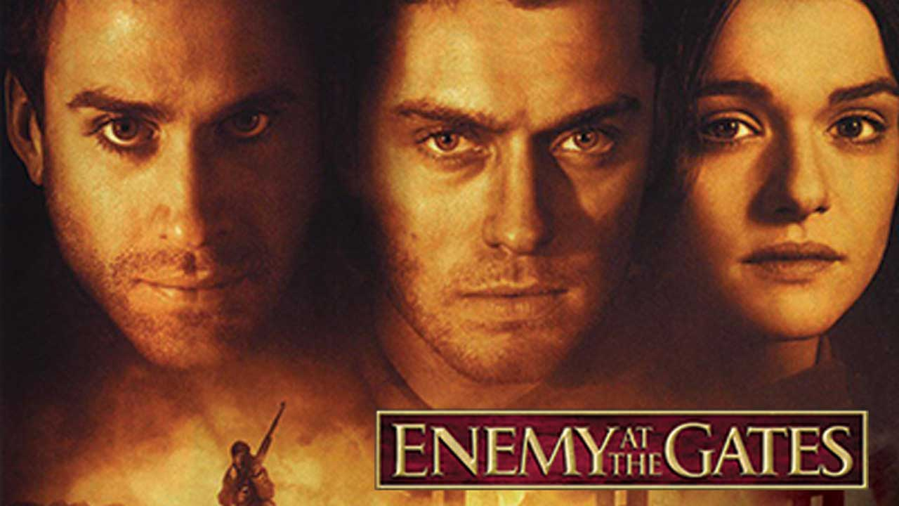 Poster of Enemy at the Gates