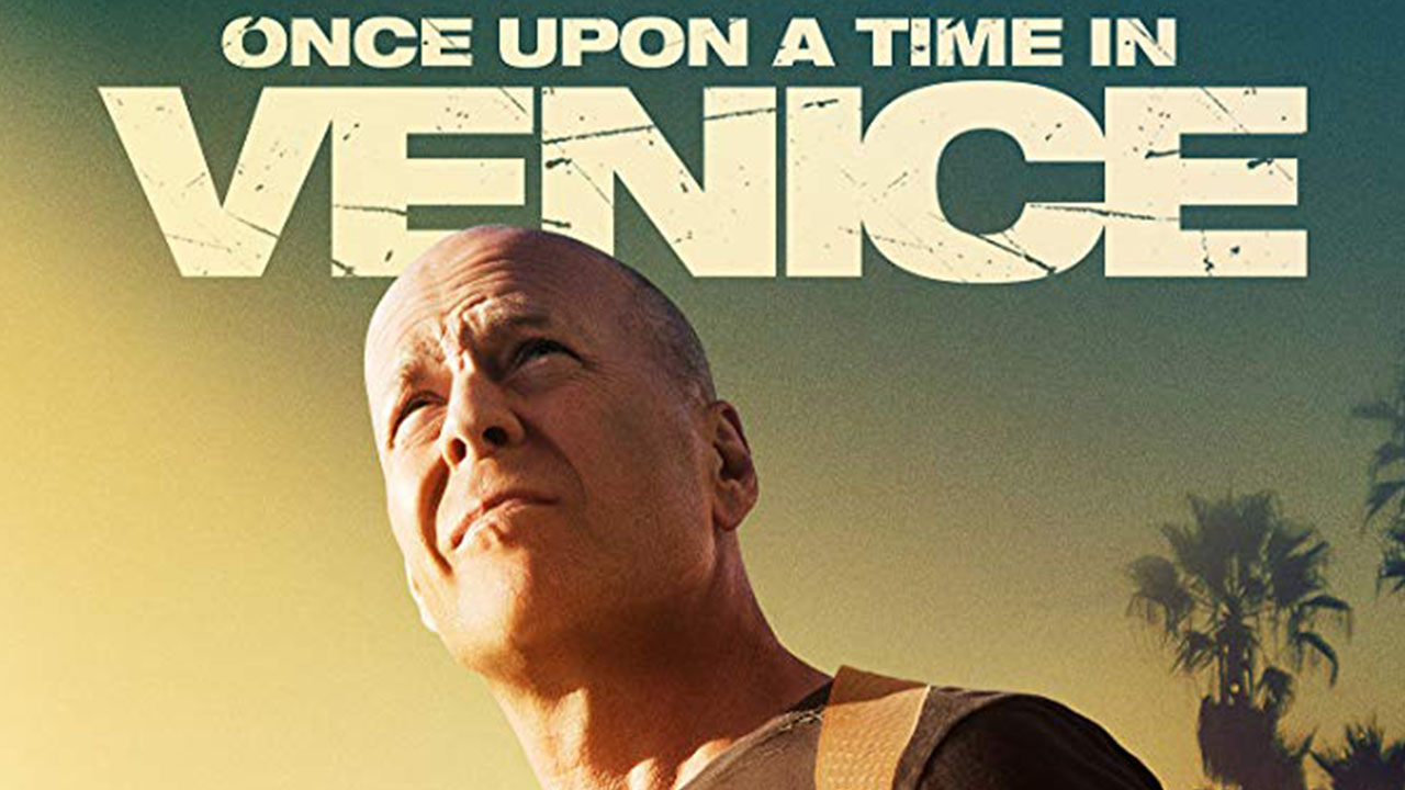 Poster of Once Upon a Time in Venice