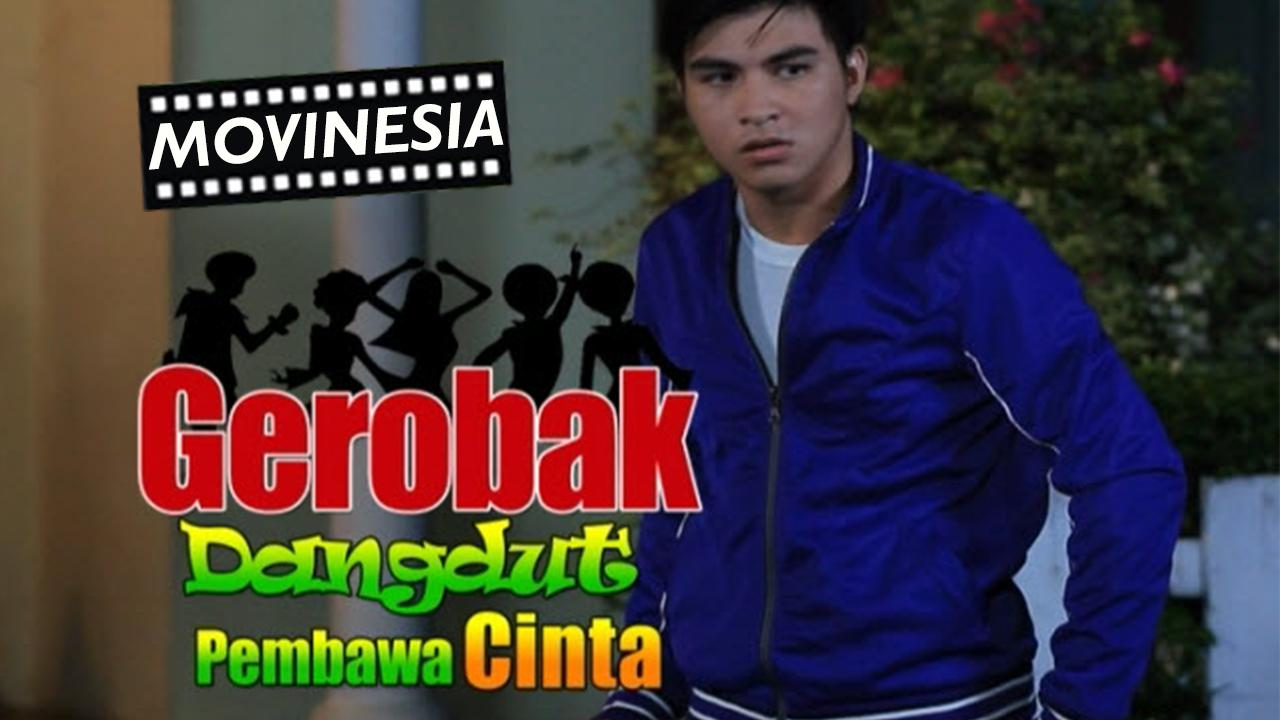 Poster of Gerobak Dangdut Pembawa Cinta