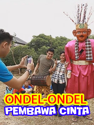 Poster of Ondel Ondel Pembawa Cinta