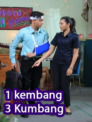 Poster of 1 Kembang 3 Kumbang