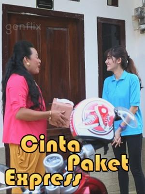 Poster of Cinta Paket Ekspres