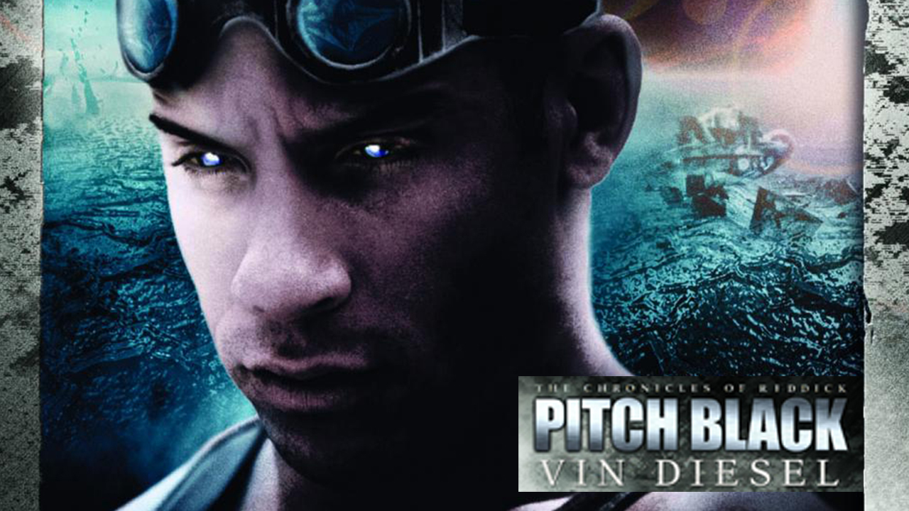Poster of The Pitch Black