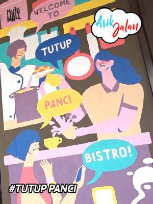 Poster of Tutup Panci Bistro