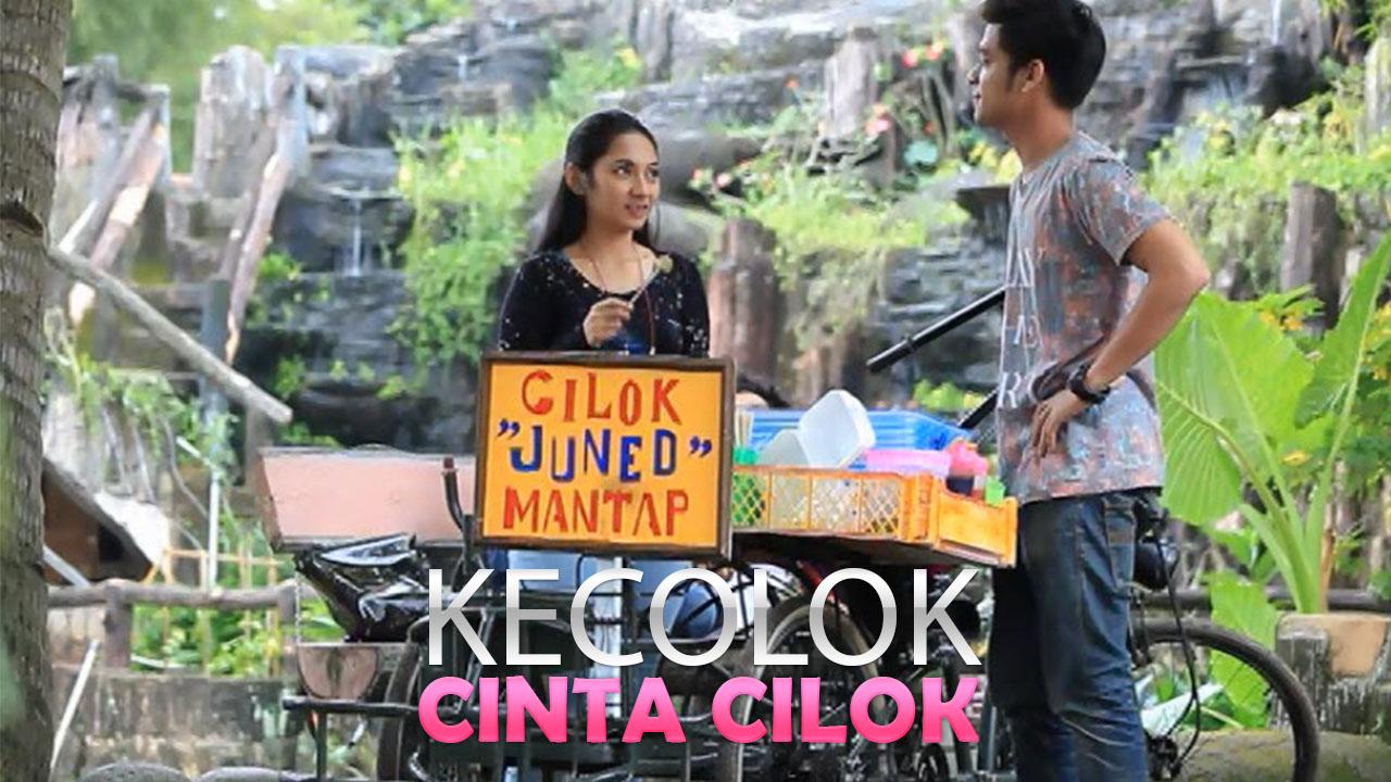 Poster of Kecolok Cinta Cilok