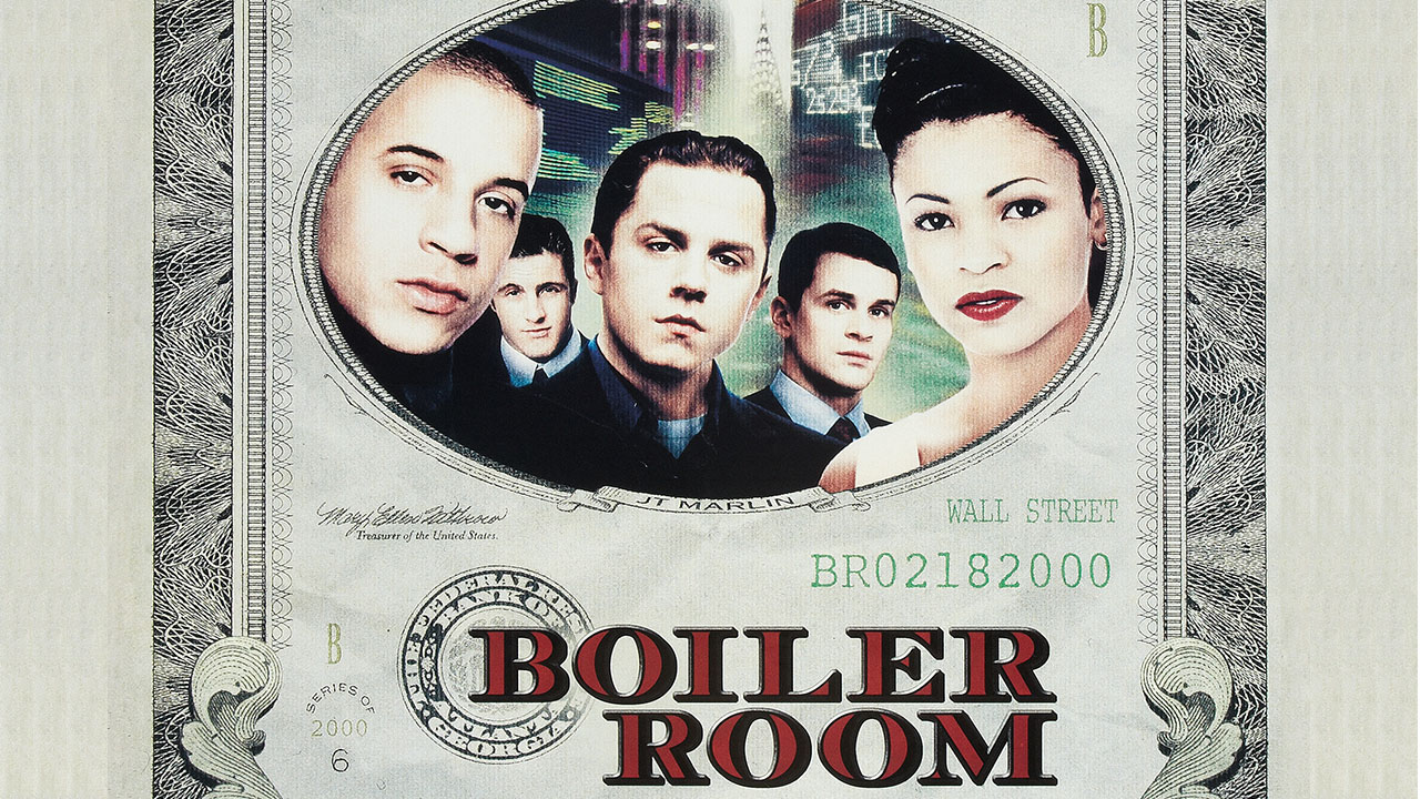 Poster of Boiler Room