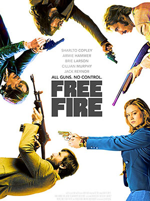 Poster of Free Fire