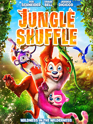 Poster of Jungle Shuffle