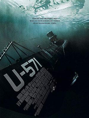 Poster of U 571