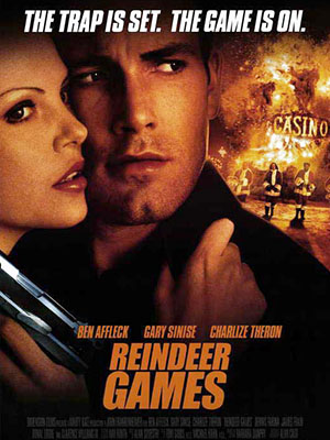 Poster of Reindeer Game