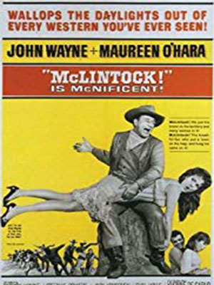 Poster of McLintock!