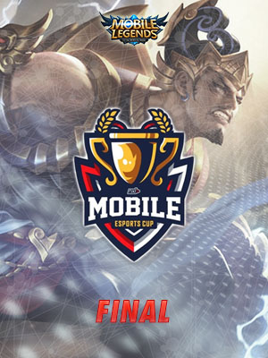 Poster of Final NXL MEC 2019: Mobile Legend