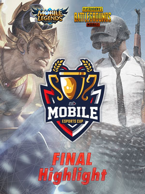 Poster of Highlight Final NXL MEC 2019