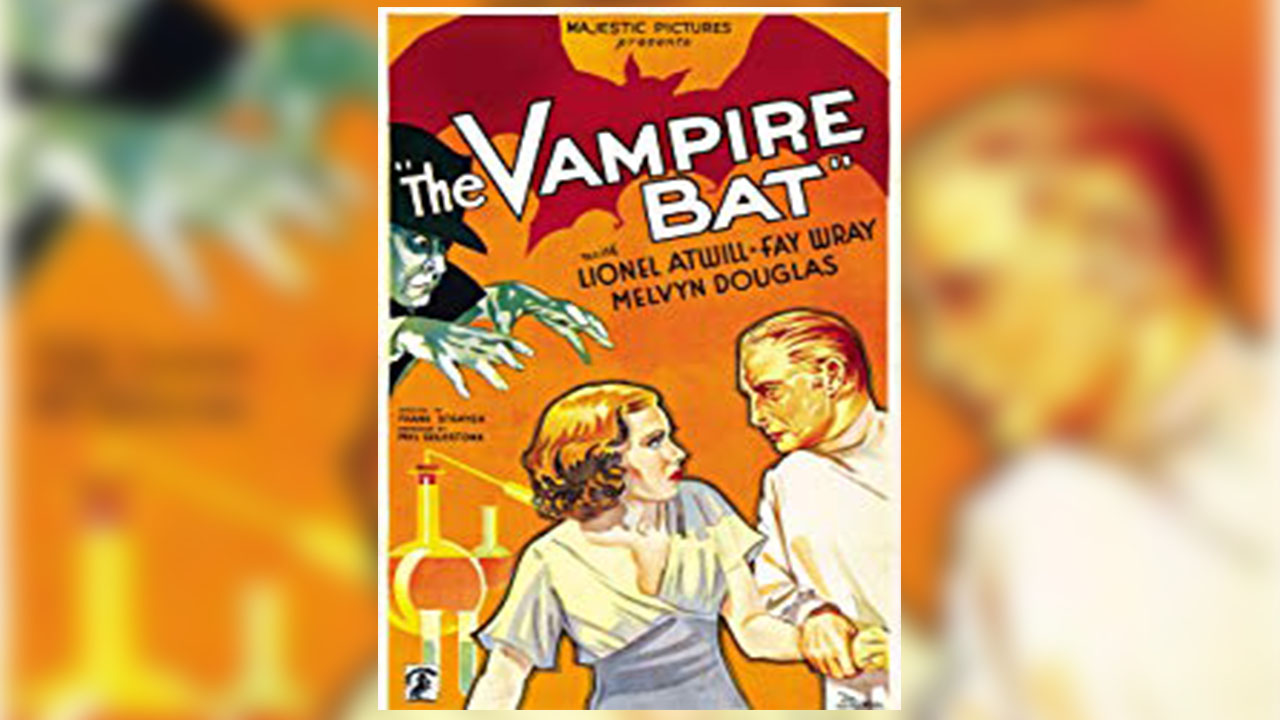 Poster of The Vampire Bat