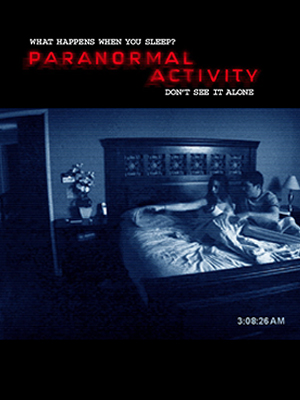 Poster of Paranormal Activity
