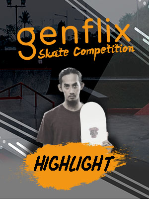 Poster of Genflix Skate Competition 2019