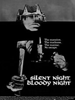 Poster of Silent Night Bloody Night