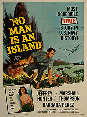 Poster of No Man is an Island
