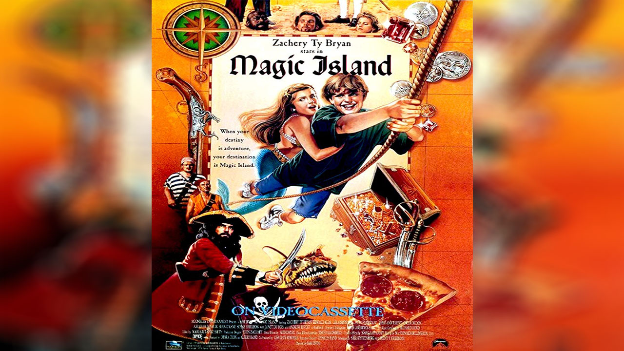 Poster of Magic Island