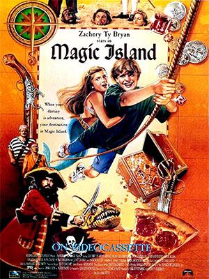 Poster of Magic Island