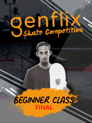 Poster of Genflix Skate Competition 2019 : Beginner Class Final