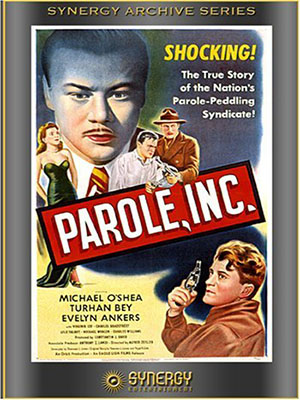 Poster of Parole Inc