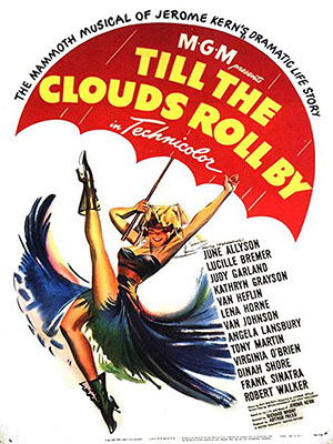 Poster of Till the Clouds Roll By