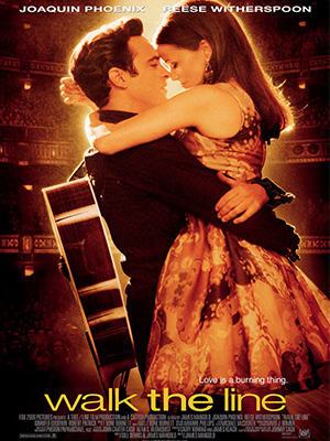 Poster of Walk The Line