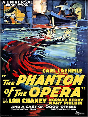 Poster of The Phantom of the Opera