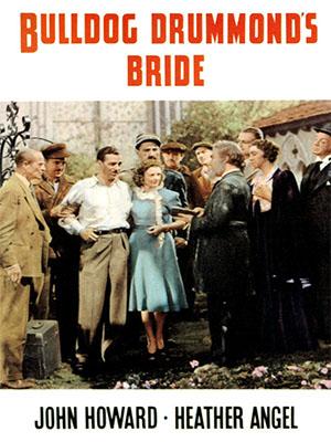 Poster of Bulldog Drummond's Bride