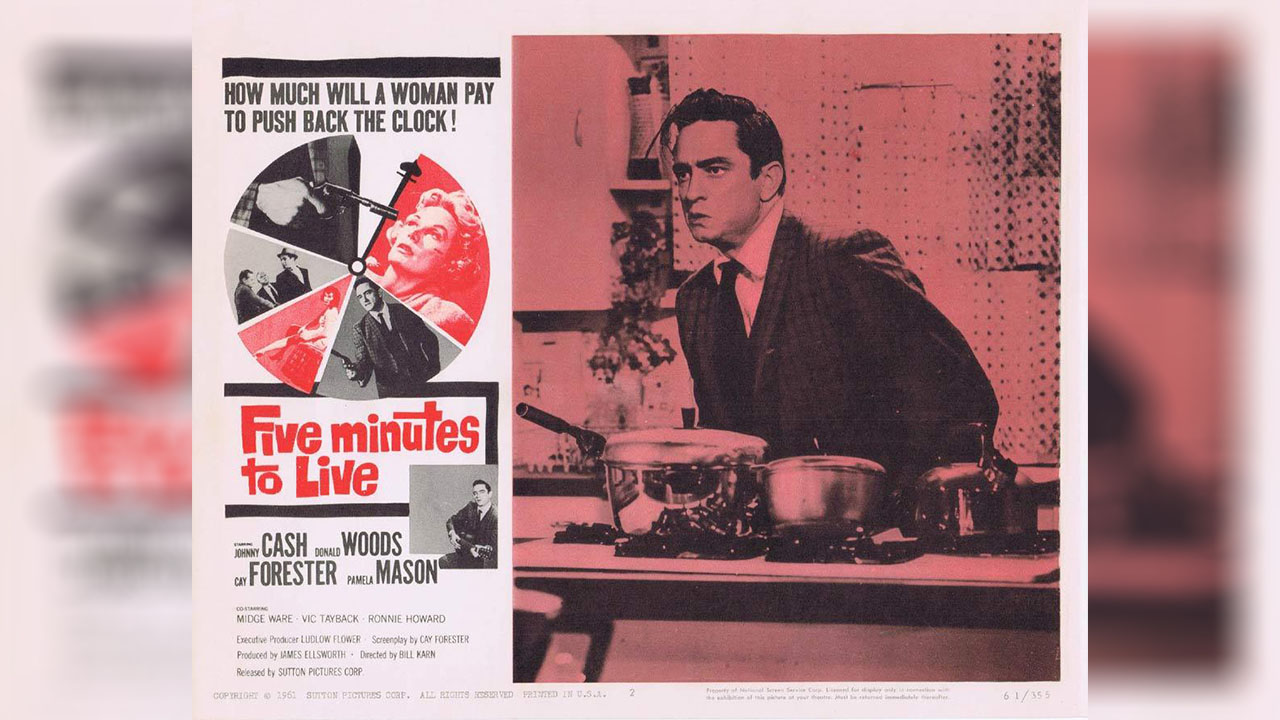 Poster of Five Minutes to Live