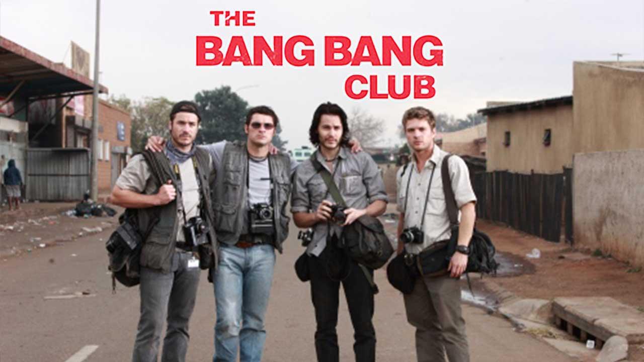 Poster of The Bang Bang Club