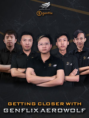 Poster of Getting Closer With Genflix Aerowolf