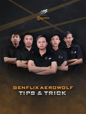 Poster of Genflix Aerowolf : Tips & Trick