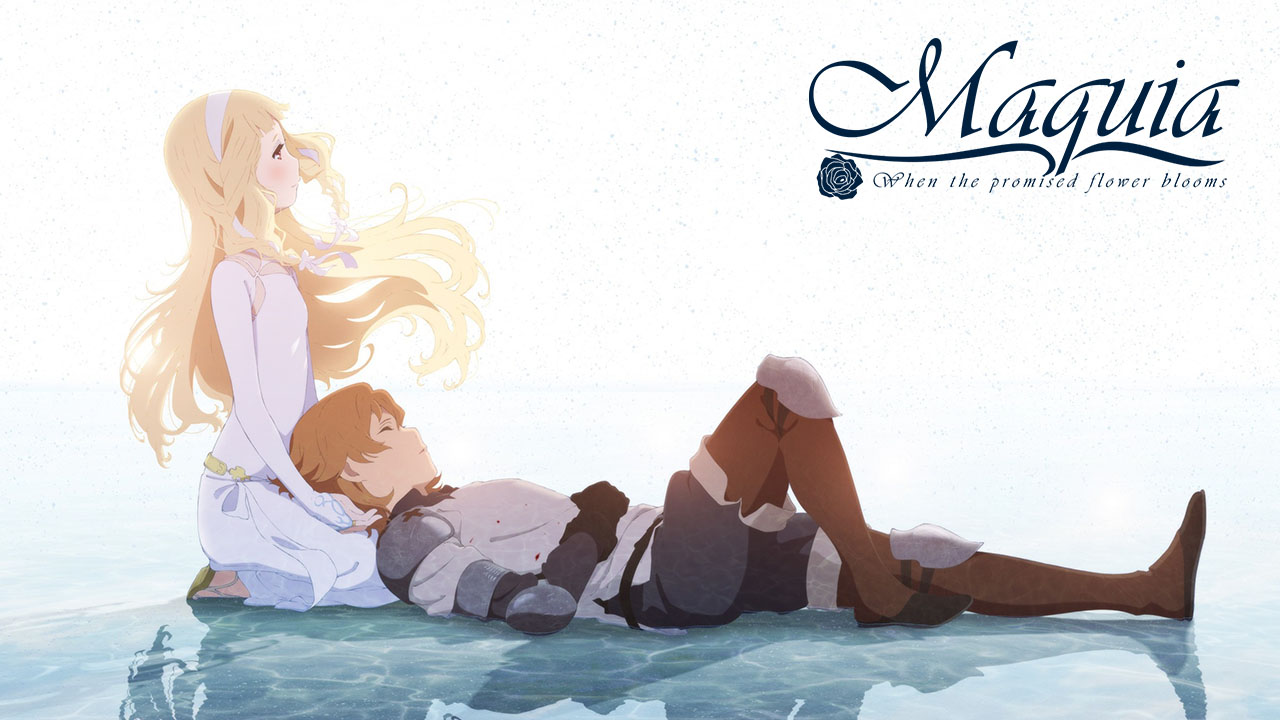 Poster of Maquia : When The Promised Flowers Blooms