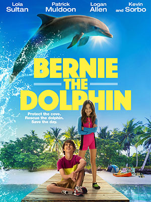 Poster of Bernie The Dolphin