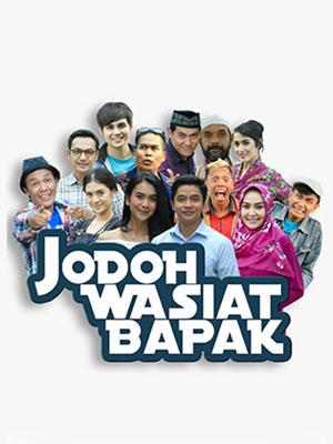Poster of Jodoh Wasiat Bapak