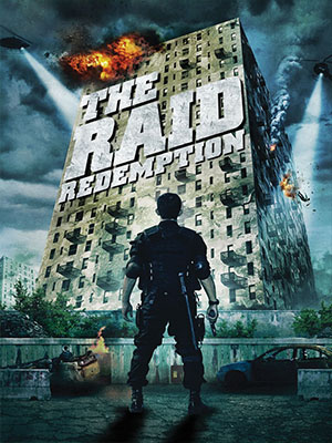 Poster of The Raid : Redemption