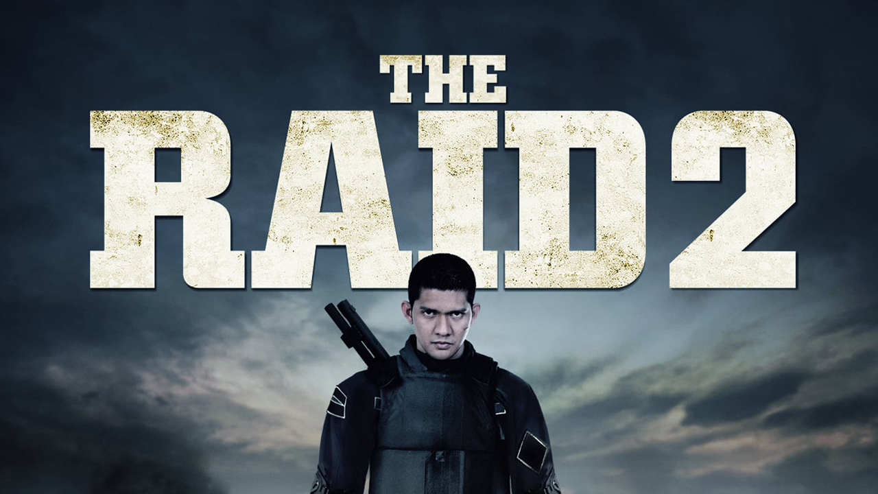 Poster of The Raid 2 : Berandal