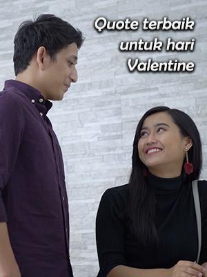Poster of Quote Terbaik Untuk Hari Valentine
