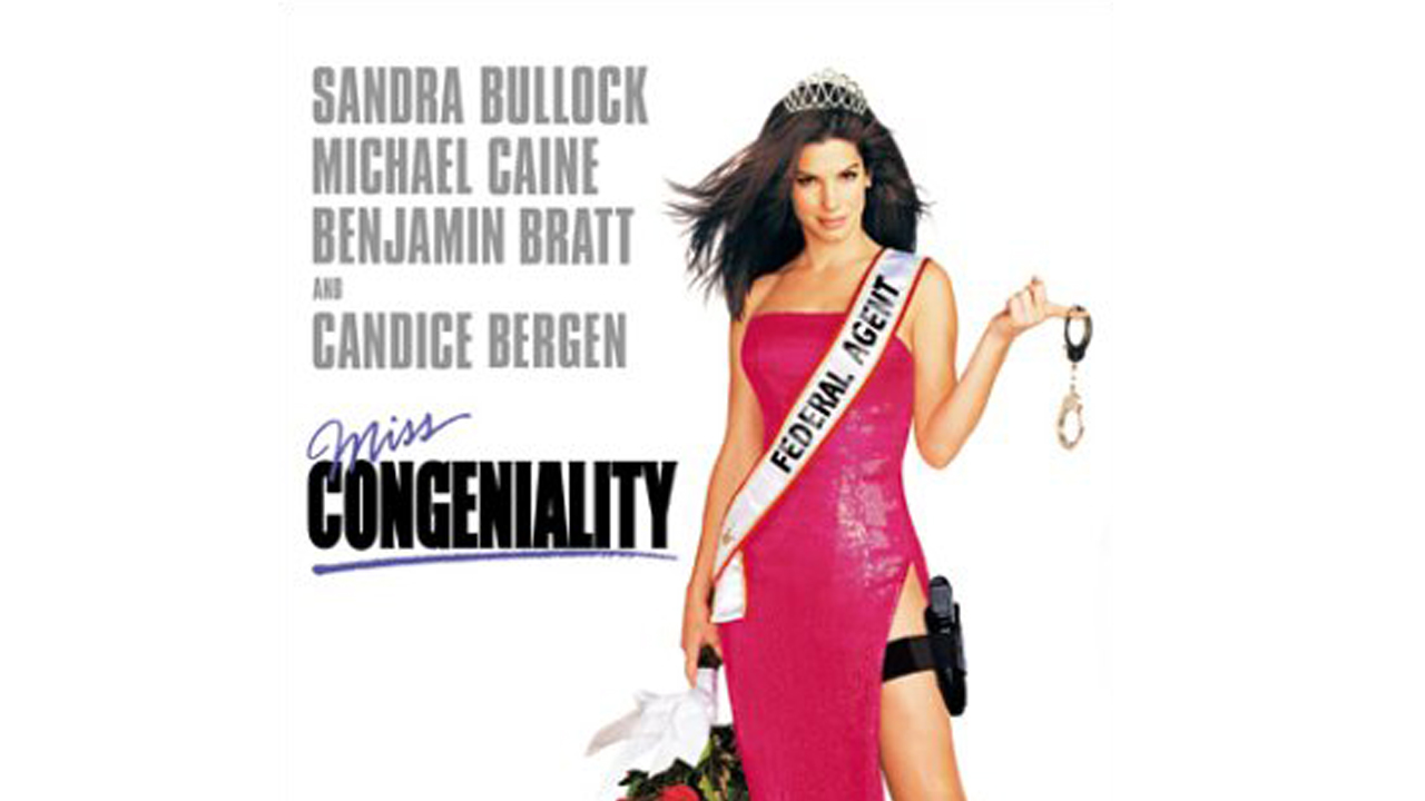 Poster of Miss Congeniality