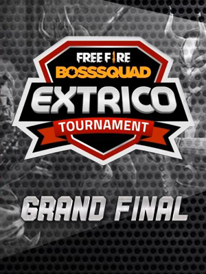 Poster of Free Fire Bosssquad Extrico Tournament