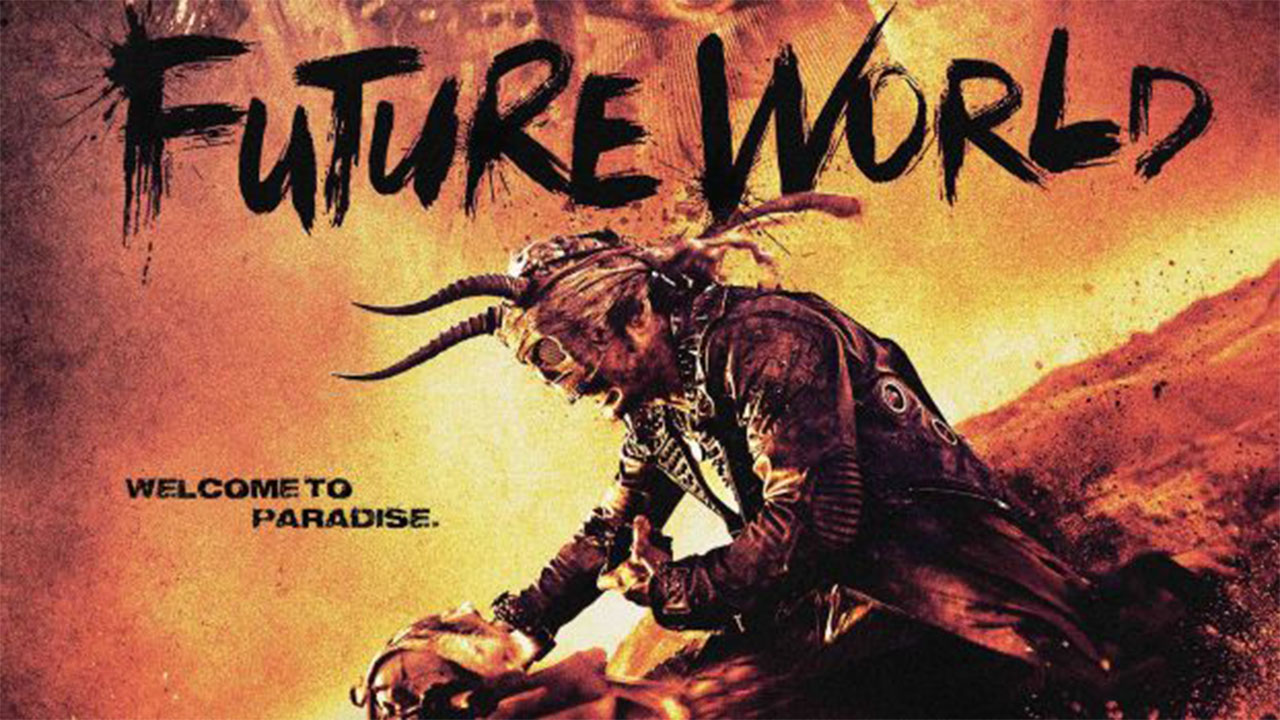 Poster of Future World