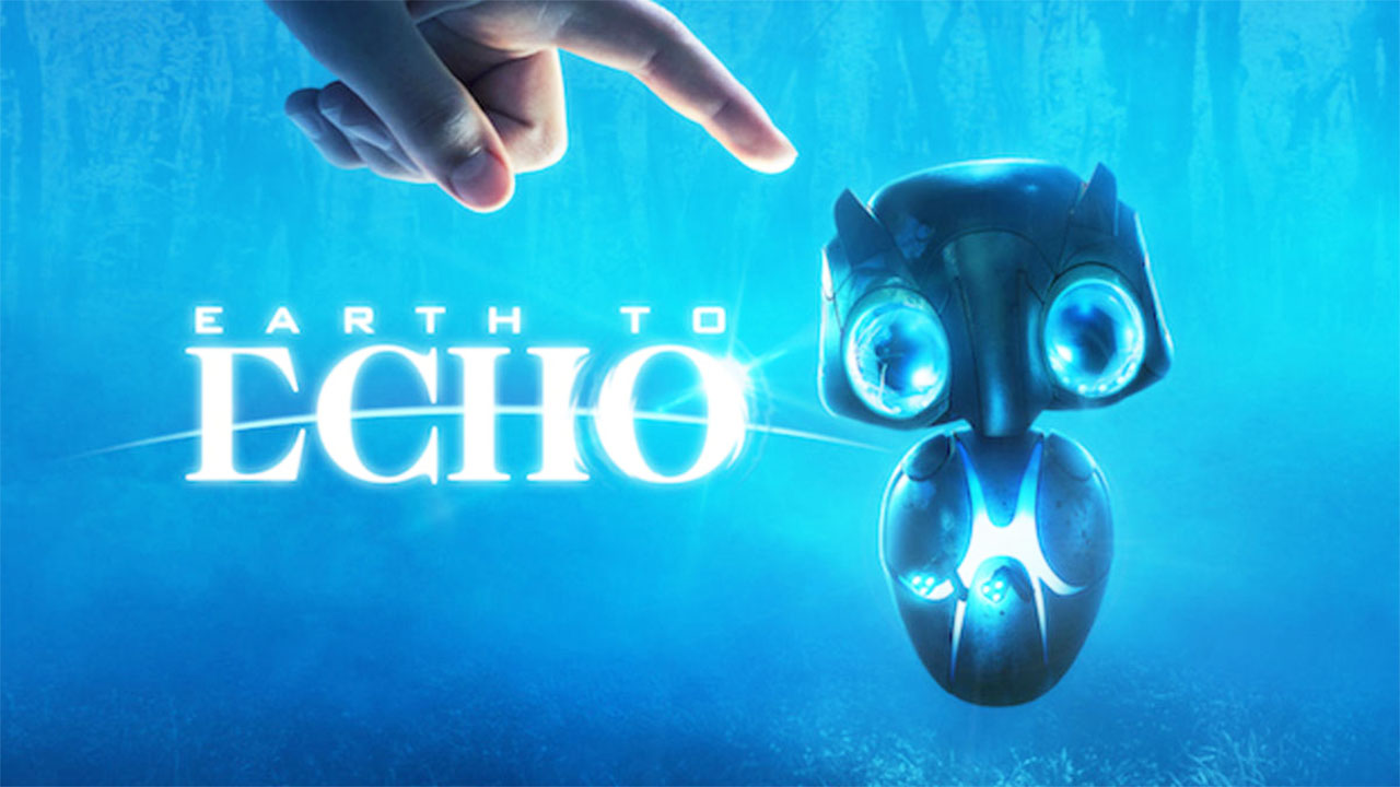 Poster of Earth To Echo