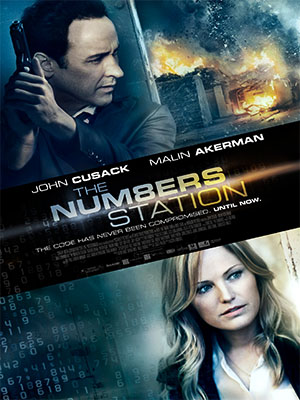 Poster of The Number Station