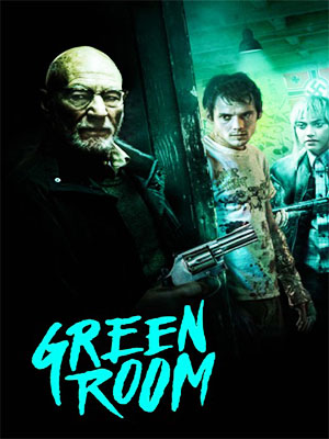 Poster of Green Room