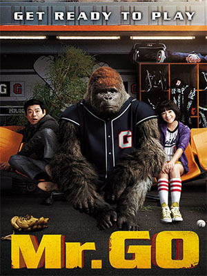 Poster of Mr. Go