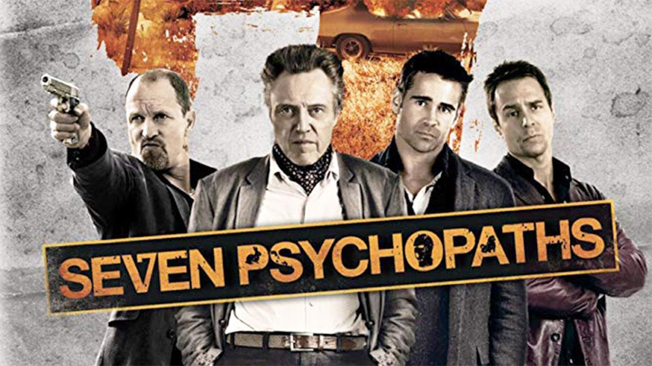 Poster of Seven Psychopats