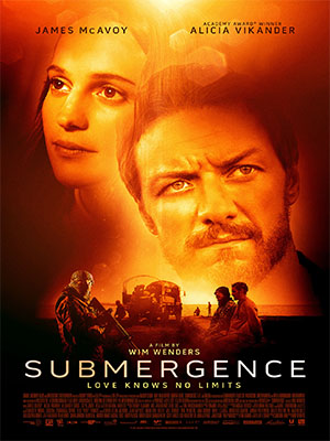 Poster of Submergence